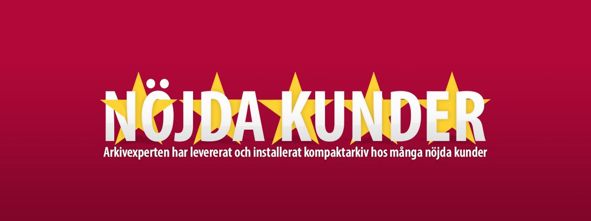 Nöjda Kunder